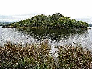 Lough Gill lake