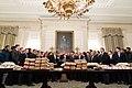 The North Dakota State Bison Visit the White House (47230435382).jpg