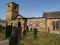 The Old Church, Wentworth - geograph.org.uk - 1820988.jpg