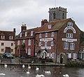 The Old Granary, Wareham - geograph.org.uk - 1522861.jpg
