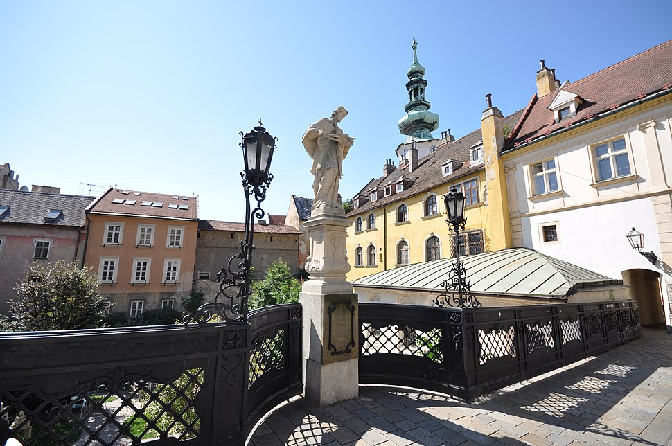 The Old Town of Bratislava (10267450365)