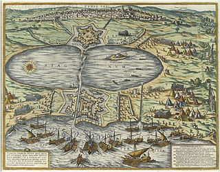 Conquest of Tunis (1574) 1574 battle