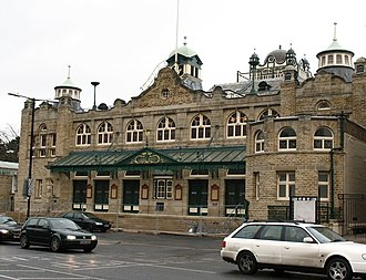International Gilbert and Sullivan Festival - The Royal Hall, Harrogate, hosts the main stage performances at the festival.
