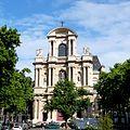 The St-Gervais-et-St-Protais Church of Paris - panoramio.jpg