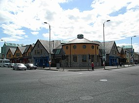 The Submarine Bar, Crumlin - geograph.org.uk - 447187.jpg