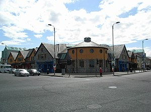 Crumlin, Dublin - The Submarine Bar, Crumlin.