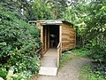The bird hide, Hellers gardens - geograph.org.uk - 1464220.jpg