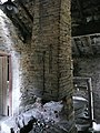 The chimney in the Nail Forge, Hoylandswaine - geograph.org.uk - 1501505.jpg