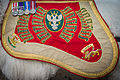 The coat of Private Derby - Mascot of The Mercian Regiment.jpg