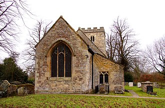 Worminghall - Image: The east end of St. Peter and St. Paul's Church in Worminghall geograph.org.uk 1716162
