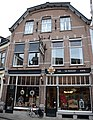 """The famous coffee and tea shop """"de Pelikaan"""" at Zutphen. Here you can enjoy your drinks in a traditional interior - panoramio.jpg"""
