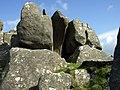 The rocks of Carn Enoch - geograph.org.uk - 1465311.jpg