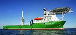The search vessel Havila Harmony. Source ATSB, image by Fugro.jpg