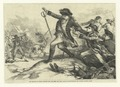 The shooting of Major Pitcairn (who had shed the first blood at Lexington) by the colored soldier Salem (NYPL b12349145-422910).tiff