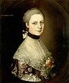 Thomas Gainsborough (1727-1788) - Mrs John Durbin, née Elizabeth Collett (1737–1759) (^) - 624157 - National Trust.jpg