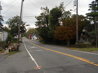 Three Bridges, New Jersey Unincorporated community in New Jersey, United States