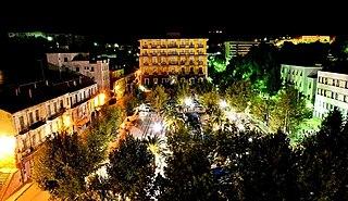 Tiaret city in Tiaret Province, Algeria