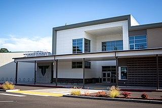 Tigard High School Public school in Tigard, Oregon, United States