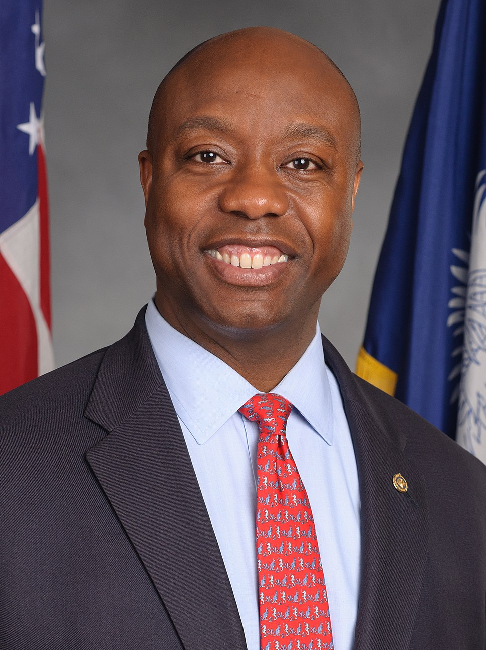 Tim Scott, official portrait, 113th Congress (cropped)