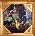 Tintoretto, tavole per un soffitto a palazzo pisani in san paterniano a venezia, 1541-42, mecurio addormenta argo.jpg
