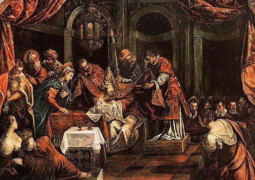 Tintoretto-Circumcision