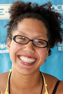Tiphanie Yanique Caribbean writer from the U.S. Virgin Islands