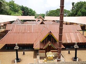 Shri Dharma Sastha Temple.