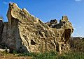 Tombs of the Kings Paphos Cyprus 36.jpg