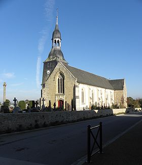 Image illustrative de l'article Église Saint-Médard de Torcé