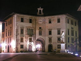 Torre dell'Orologio by Night.jpg