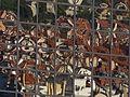 Torres Kio, reflejo policromo, Madrid, España, 2015.JPG