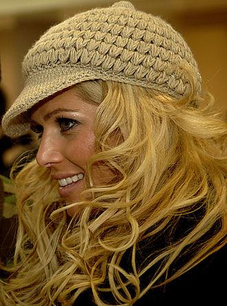 Torrie Wilson - Wilson in December 2007