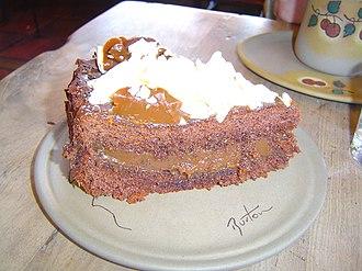 San Martín de los Andes - Teahouses throughout San Martín de los Andes specialize in sweet delicacies such as rich, dark Chocolate and Dulce de Leche tortes