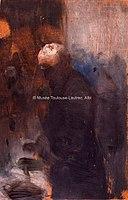 Toulouse-Lautrec - BUSTE D'HOMME, 1879, MTL.6.jpg