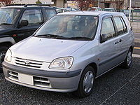 Toyota Raum thumbnail