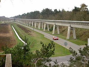 Emsland - Transrapid test track