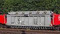 Tragschnabelwagen Uaai 839, HCS Heavy Cargo + Service, Trafo der Trafo-Union, Bahnhof Köln-West-9265.jpg