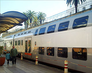 Rail transport in Morocco