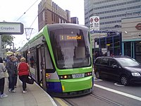 Tram 2558 at West Croydon.jpg