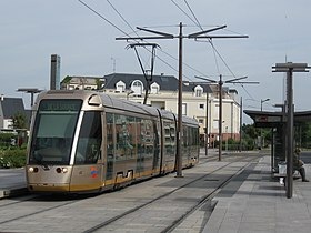 Ligne a du tramway d 39 orl ans wikimonde - Horaire tram orleans ligne a ...