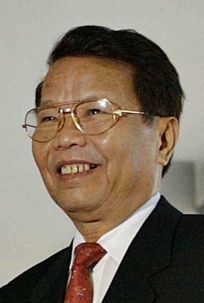 Tran Duc Luong, Nov 17, 2004
