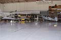 Travel Air B-4000 Fokker D.VIII Bücker Bü-131B Jungmann MX Hangar SNFSI FOF 15April2010 (14443699658).jpg