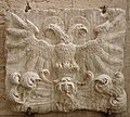Trento-Cathedral of Saint Vigilius-relief of the Holy Roman Empire.jpg