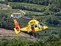 Trento-I-PATE air ambulance on simulated mission.jpg