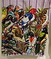 Trousers, Tz'utujil Maya, Santiago Atitlan, view 2, mid to late 20th century, cotton - Textile Museum of Canada - DSC01251.JPG