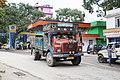 Truck in Rangpo, Sikkim.jpg