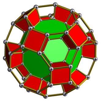Omnitruncated tesseractic honeycomb - Image: Truncated cuboctahedral prism