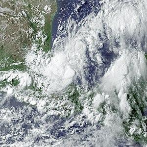 Tropical Storm Bret (2005) - Image: Tsbret 2005