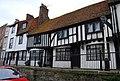 Tudor house, High St, Old Town, Hastings - geograph.org.uk - 1352520.jpg