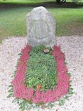 Tomba di Borges a Ginevra